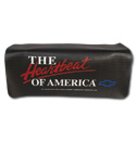 Fender Cover-Heartbeat Chevrolet-Black