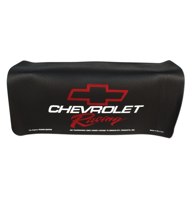 Fender Cover-Chevrolet Racing-Black