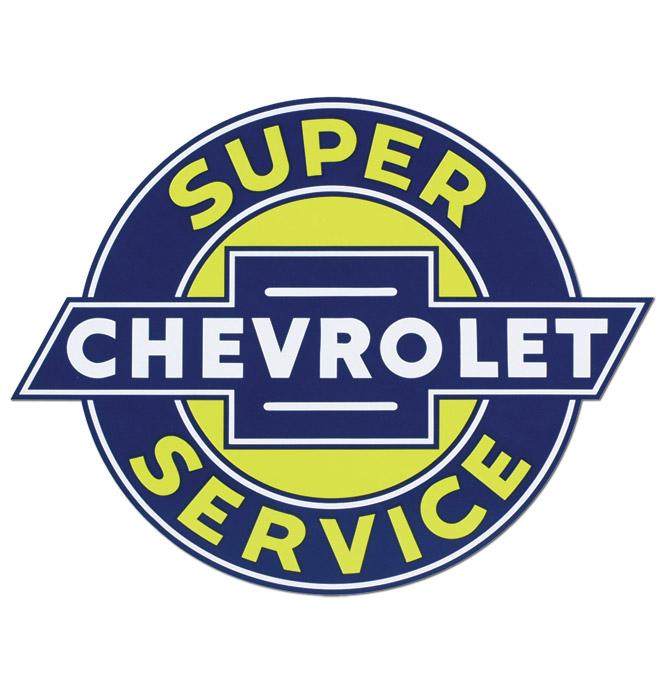 Original Decal - Chevrolet