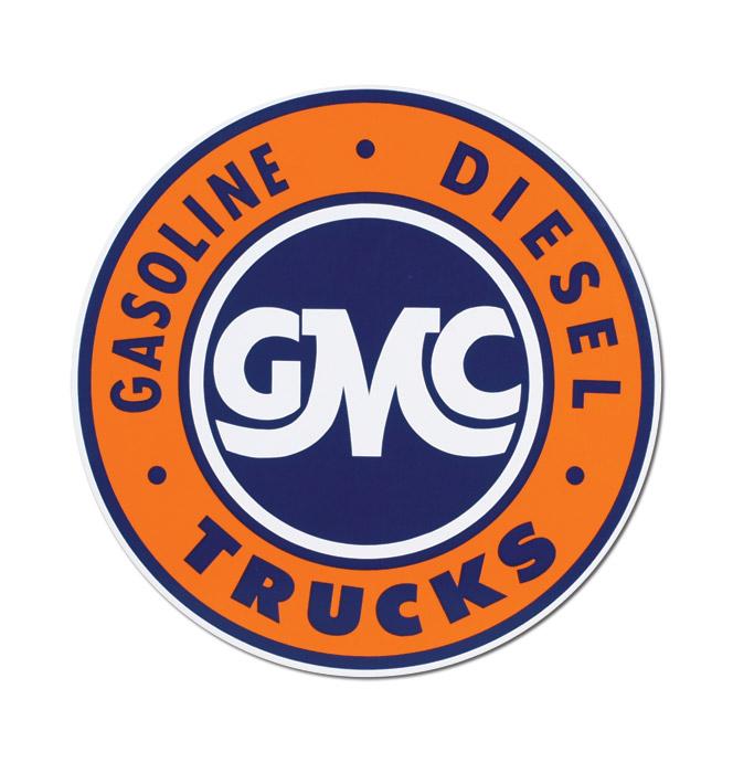 Original Decal - GMC