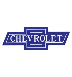 (1947-87)  7 Chevrolet Bowtie Decal