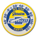 Thermometer Genuine Chevrolet Parts