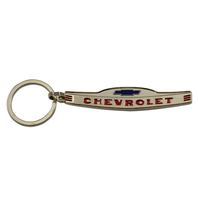 (1947-53) Key Chain - Chevrolet Emblem