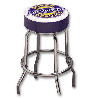Shop Stool - Super Chevrolet Service