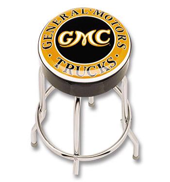 Shop Stool - GMC Trucks