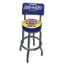 Shop Stools w/ Back - Genuine Parts