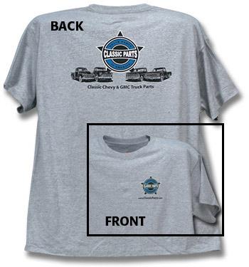 Classic Parts T-Shirt - Gray