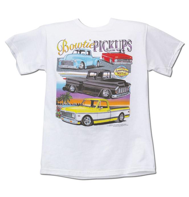 T-Shirt-Bowtie Pickups