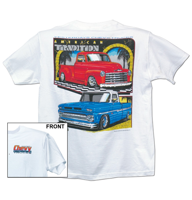 T-Shirt-Yesterday's Chevy