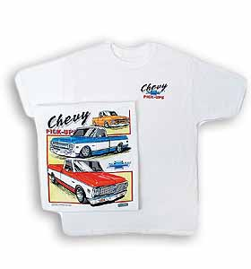 T-Shirt-Chevy Pickups