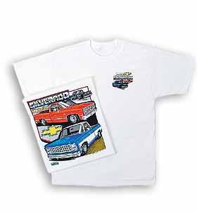 T-Shirt-Silverado