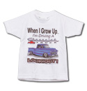 (1955) T-Shirt - I'm Driving a Chevy Truck - Youth