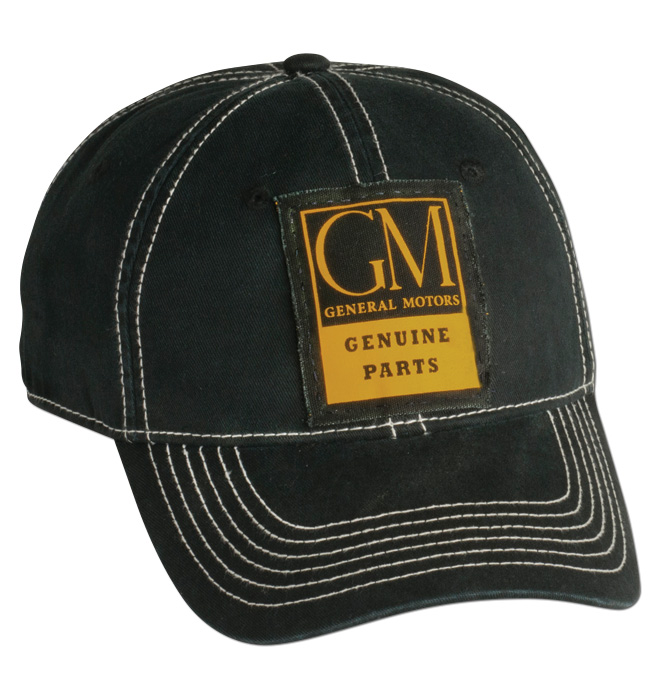 (34-98) GM Genuine Parts Cap