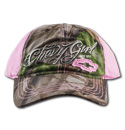 47-98)  Chevy Girl Camo Hat