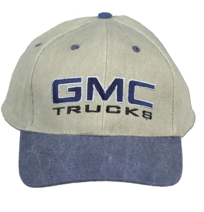 (1947-98) Hat-GMC Truck-Blue/Gray