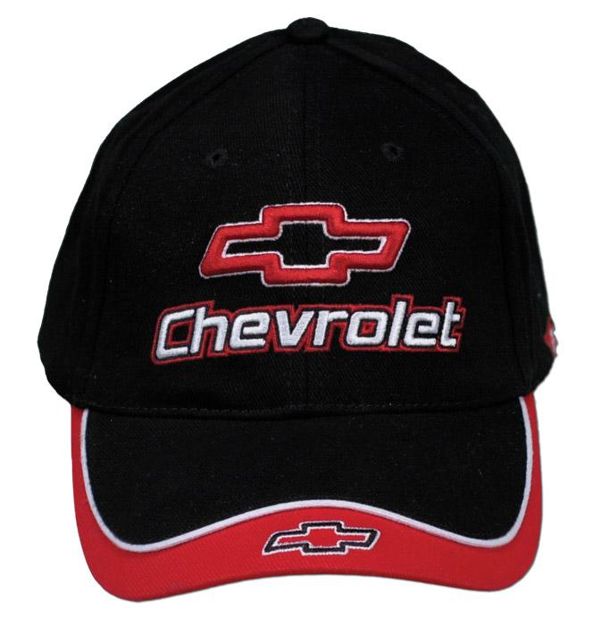Hat-Chevrolet-Red