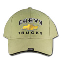 Hat-Chevy Trucks 2nd Design-Green