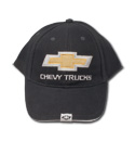 Hat-Chevy Trucks 2nd Design-Gray