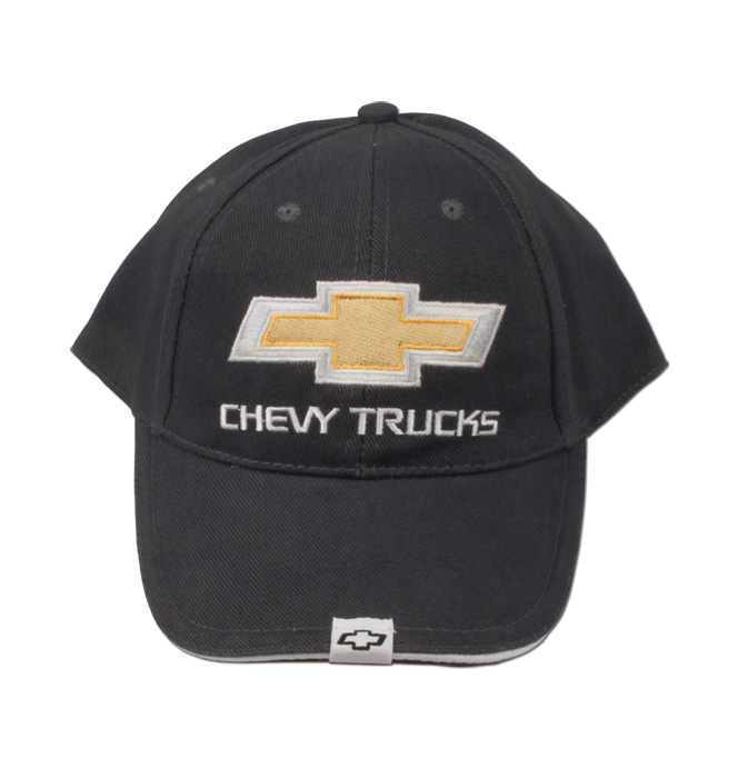 Hat-Chevy Trucks 2nd Design-Gray