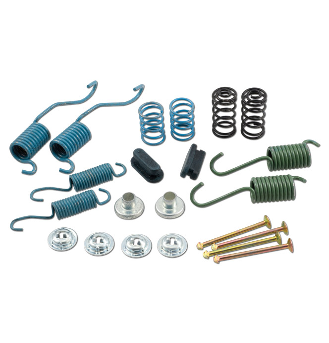 Rear Drum Brake Hardware Kit Classic Chevy Truck Parts