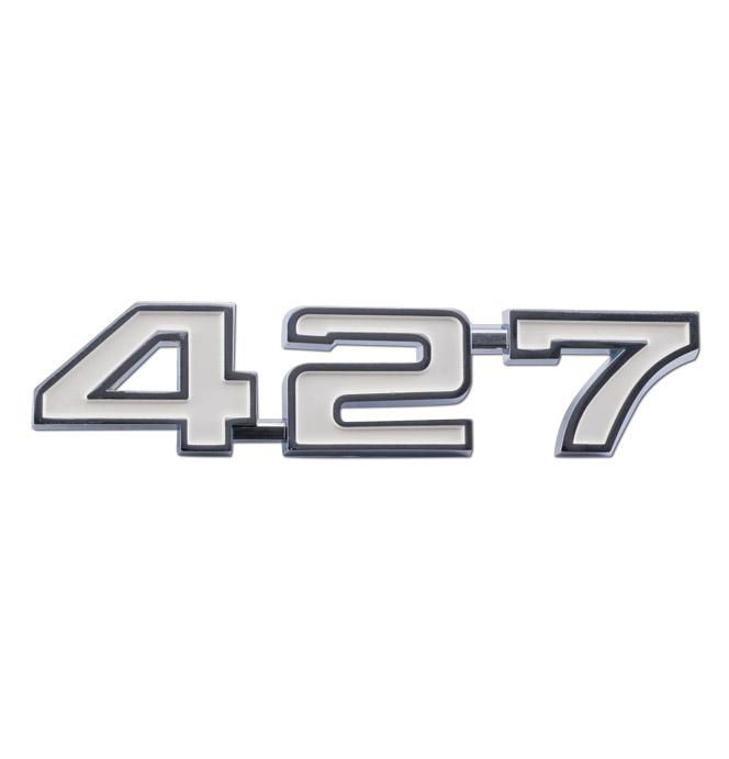 Fender Emblem-Engine Size-427each-Classic Chevy Truck Parts