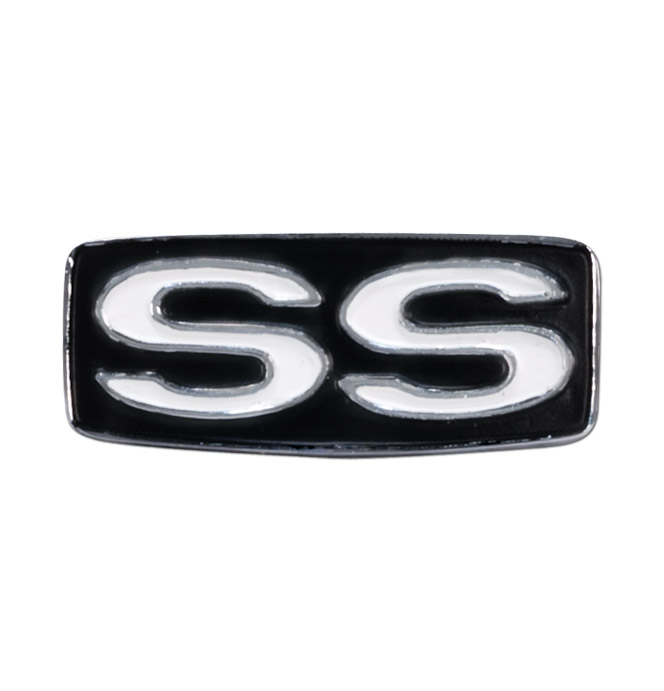 Steering Wheel Shroud Emblem Ss Classic Chevy Truck Parts