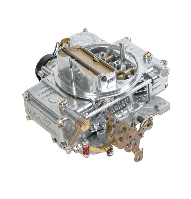 (1947-98) Classic Holley Carburetor - 600 CFM - Electric Choke