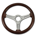 (1941-94)  Steering Wheel-Wood-Brushed