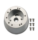 (1941-94)  Steering Wheel Hub Adapter-Billet 6 Bolt