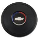 (1941-94)  Steering Wheel Horn Cap Tri Color Bowtie 9 Bolt