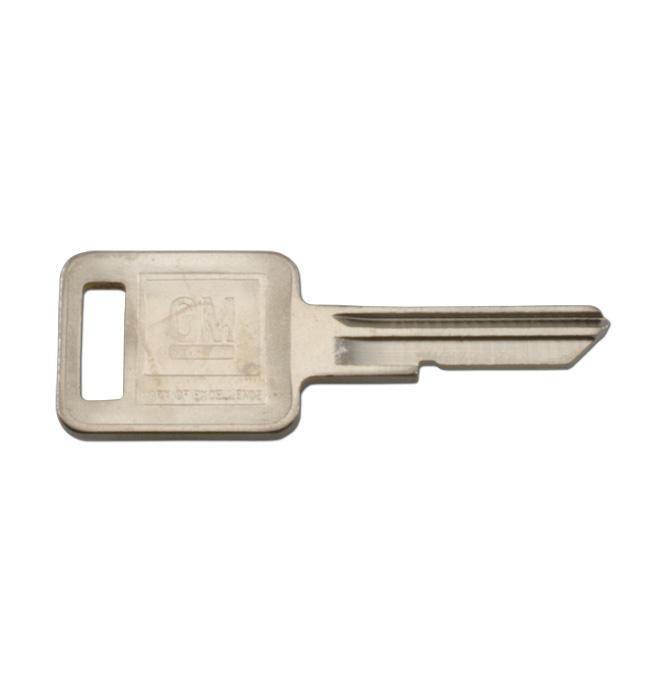 (1972-80)  GM Key Blank Square C Code
