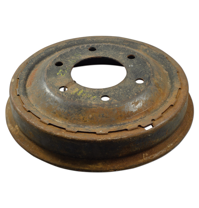 (1958-59) NOS Rear Brake Drum W/Posi