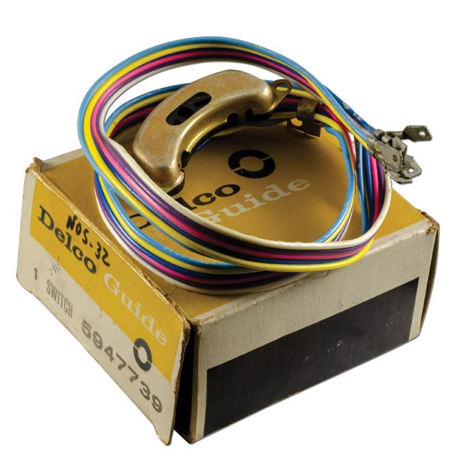 (1955-56) NOS Turn Signal Switch