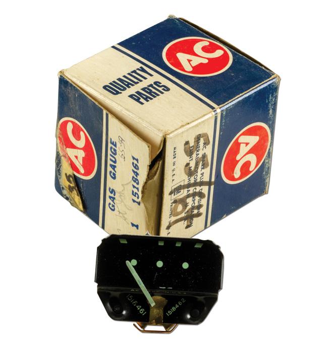 (1955-59) NOS Fuel Gauge