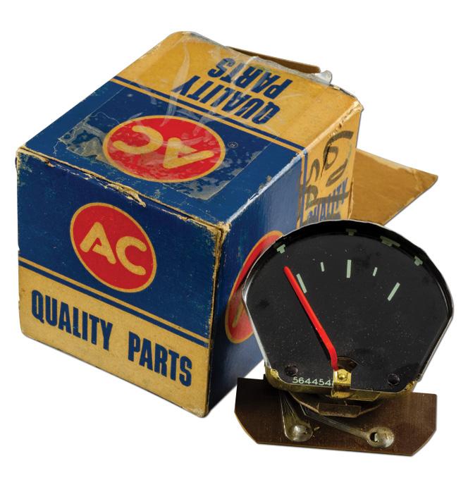 (1960-63) NOS Fuel Gauge