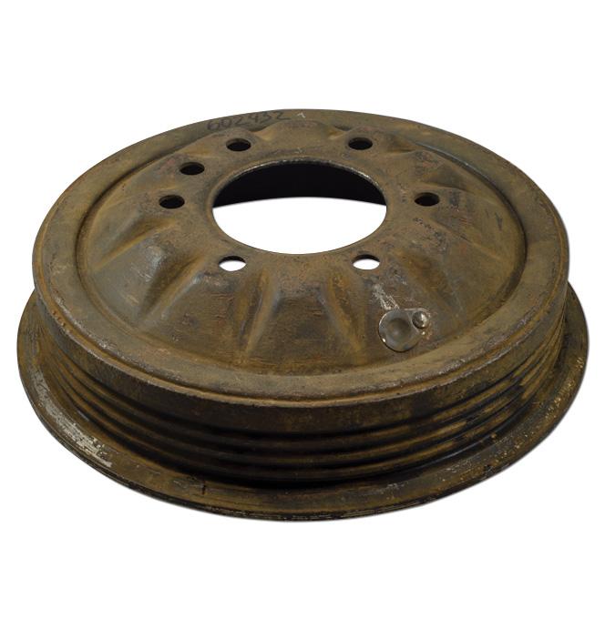 (1936-50)  NOS Front Brake Drum