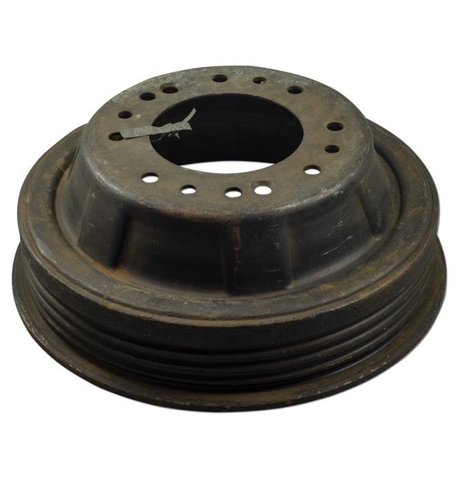 (1946-52) NOS Rear Brake Drum 3/4 Ton