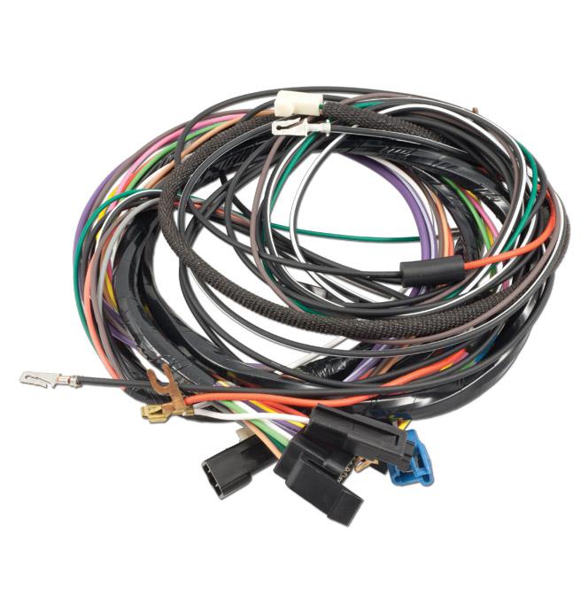 Wiring Harness 73 Nova : Nova console wiring harness