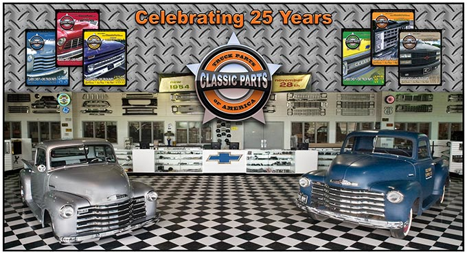 Get Chevy Truck Parts and Chevrolet Parts Catalogs at ClassicParts.com