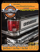 Chevy Truck Parts Catalog >> Classic Parts Of America View Interactive Parts Catalogs
