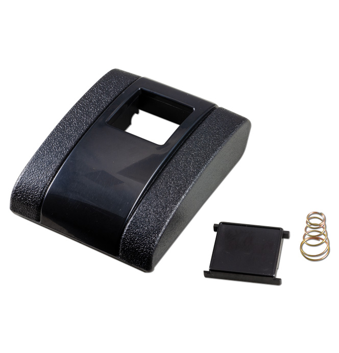 (67-72)  Seat Belt Buckle Cover